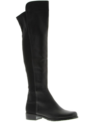 Flat Over The Knee Boot 50/50