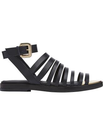 Erin Strappy Flat Sandal