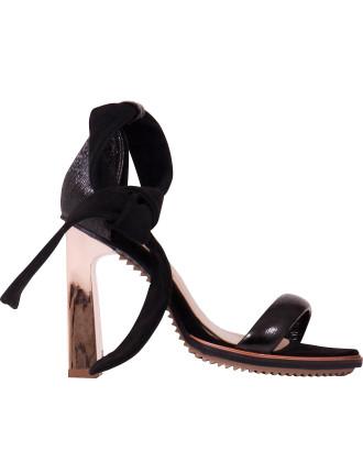 Euphoria Tie Sandal Heel