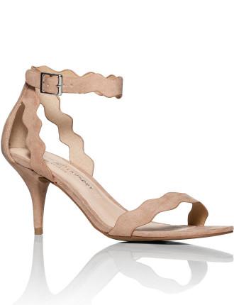 Rubie Mid Heel Sandal