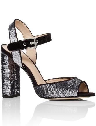Dandie Glitter Sandal