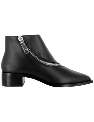 Lincoln Leather Boot