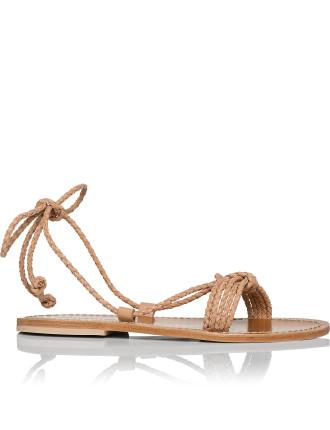 Woven Braid Sandal