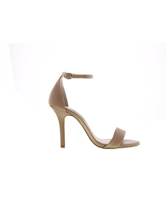 Lovinia Open Toe Heeled Sandal