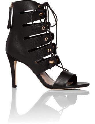 Tassel Hybrid Sandal