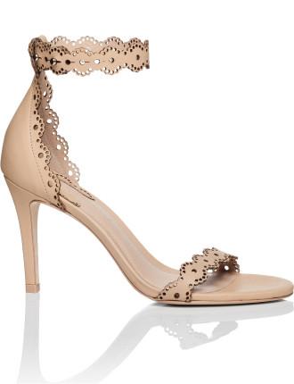 Zimm W17 Filigree Sandal Heel