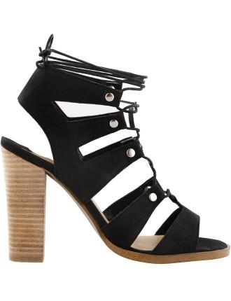 Kelso Block Heel Sandal