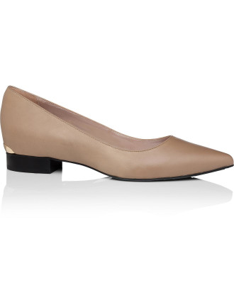 Polly Point Toe Flat