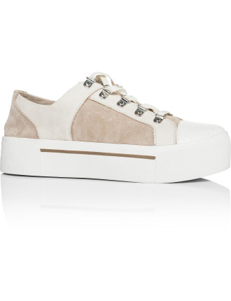 Brianna Lace Up Sneaker