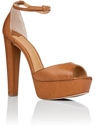 Sanchez Platform Heel