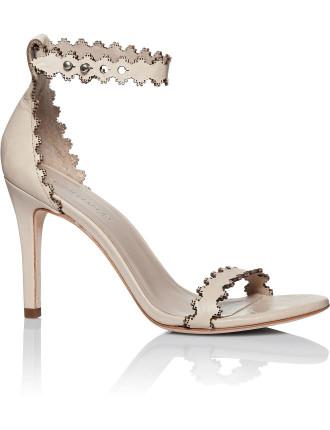 Filigree Sandal Heel