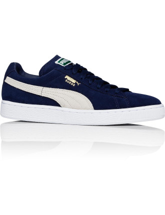 Dc4 Suede Classic Sneaker