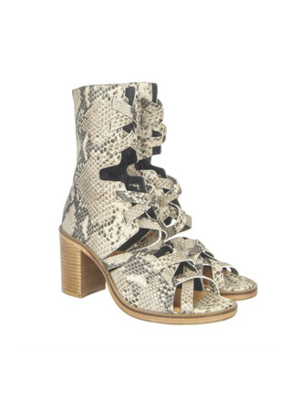 X Ankle Boot