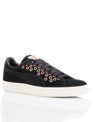 Suede Xl Lace Vr Sneaker 5h-11 Fh