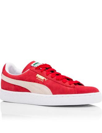 Dc4 Suede Classic Sneaker
