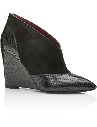 Mae Wedge Pt Shoe Boot
