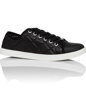 Blair Logo Quilted Sneaker