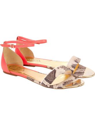 Nayna Flat Sandal