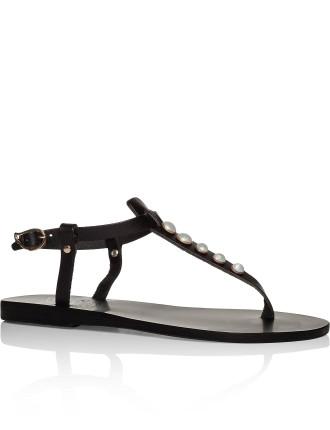 Lito Pearls Sandal