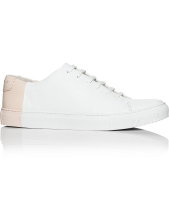 THEY NY Two-Tone Low Profile Sneaker