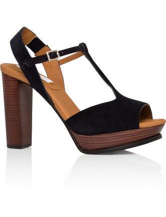 Alex Platform T-Bar Sandal
