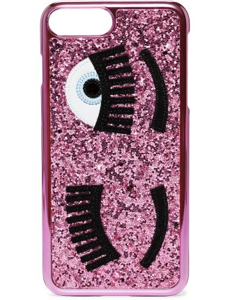 Chiaraf Iphone Cover Glitter 7plus