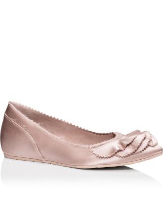 Albany Frill Satin Ballet