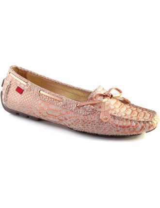 Cypress Hill Exotic Snake Loafer