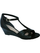 Celeste Wedge Sandal $139.95