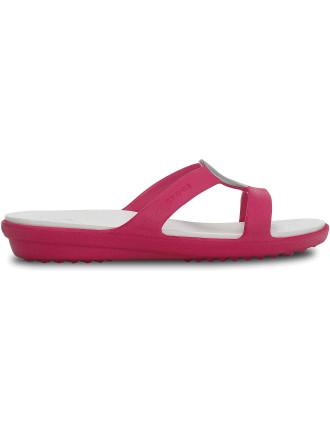 Sanrah Flat Slip On Sandal