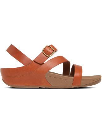 The Skinny Z-Cross Sandals Dar