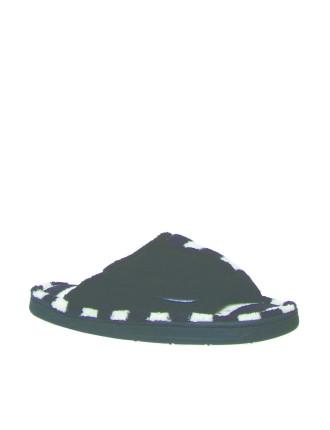Invisible Stripe Slipper