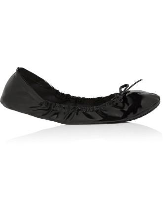 Scholl Pf Foldable Ballet Flat