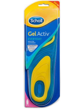 Scholl Gel Activ Everyday Women