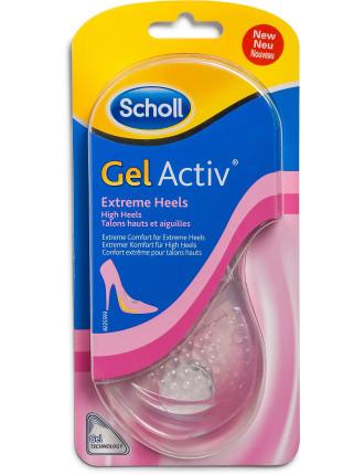 Scholl Gel Active Insoles High Heel