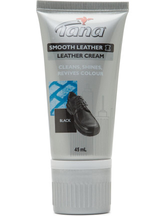 Tana Leather Cream Black 45ml