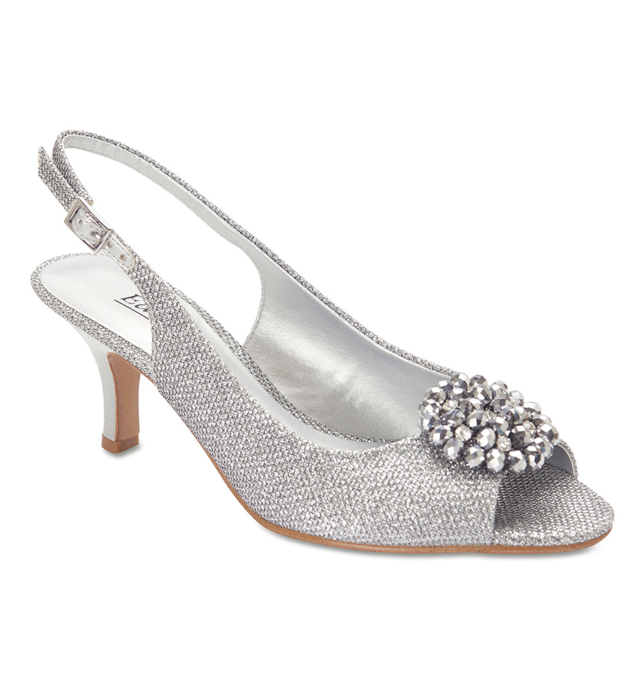 Ladies Silver Shoes In Sydney