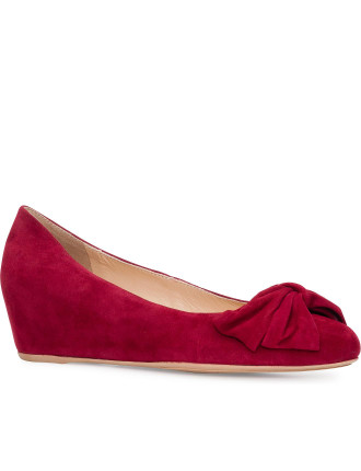 Suede Concealed Court