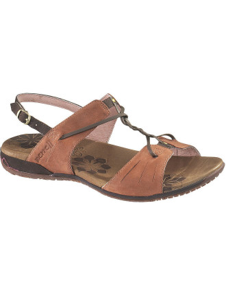 Micca Sandal with Twist Detail
