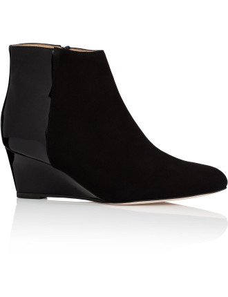 Tilly Wedge Ankle Boot