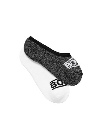 Bonds 100 Sneaker Sock 2 Pk