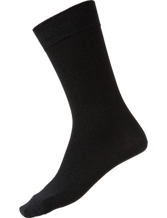 Fine Merino Wool Blend Health Sock