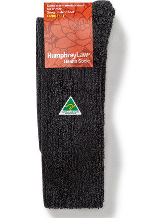 Winter Health Sock with Fine Merino Wool
