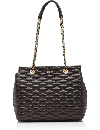 Dkny S16 Ganesvoort Ns Quilted Shopper