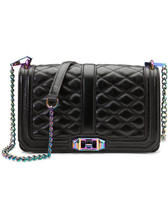 Rm S16 Love Quilted Crossbody