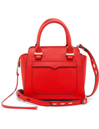 Rm S16 Micro Avery Saff Tote Satchel