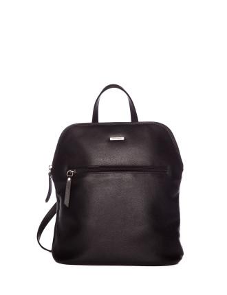 Jw W16 Zip Pocket Backpack