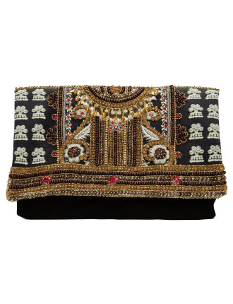 Cam W16 Torero Embroidered Clutch