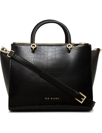 Ted S16 Exotic Large Tote