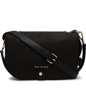 Ted S16 Stab Stitch Shoulder Bag